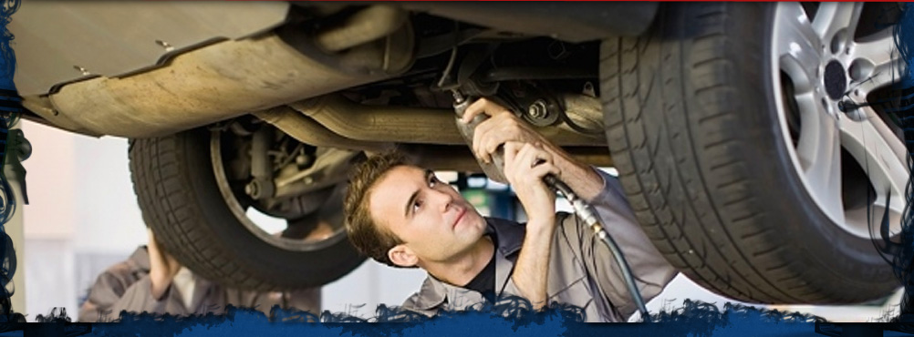 Car Servicing in Woking